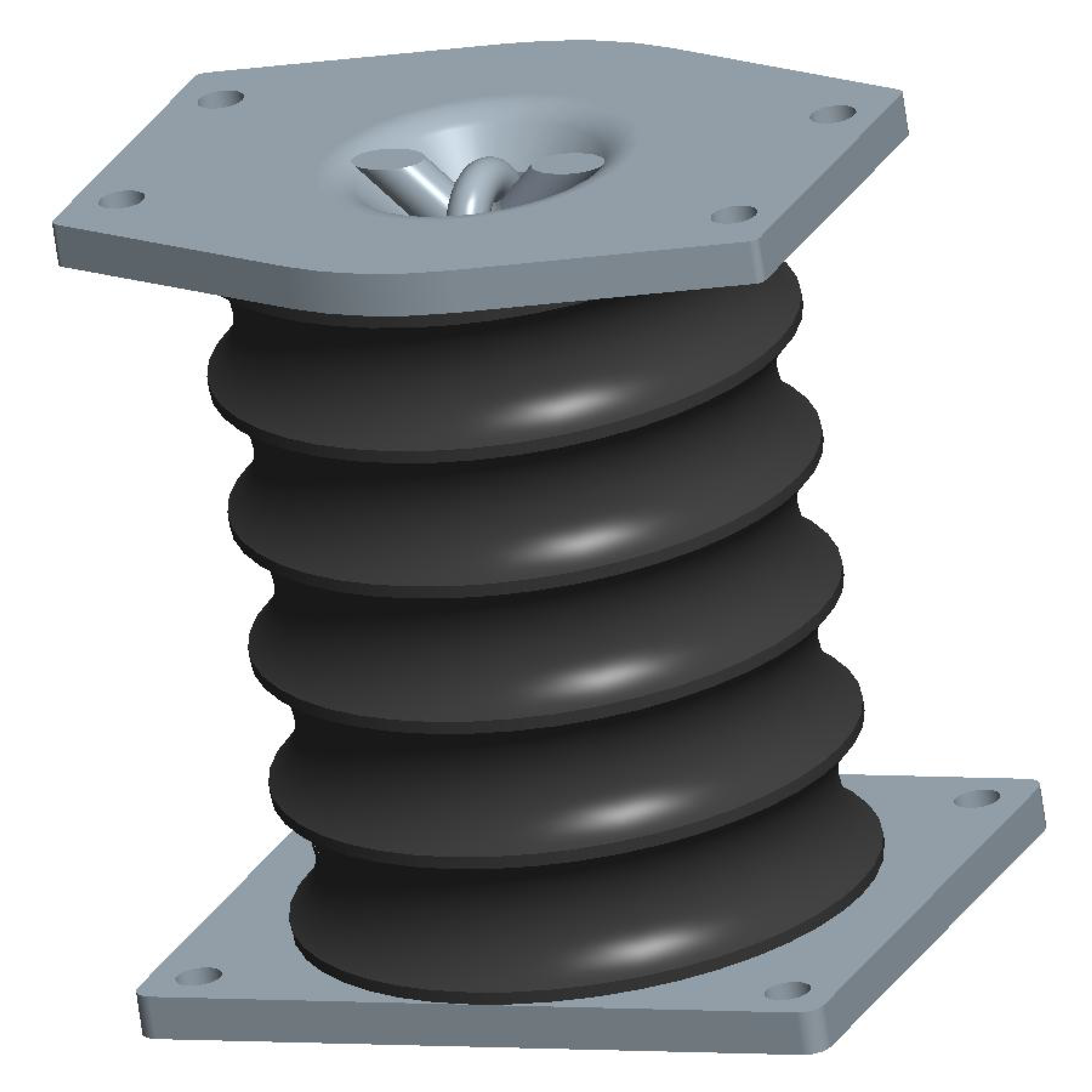 Chain Mount Isolator