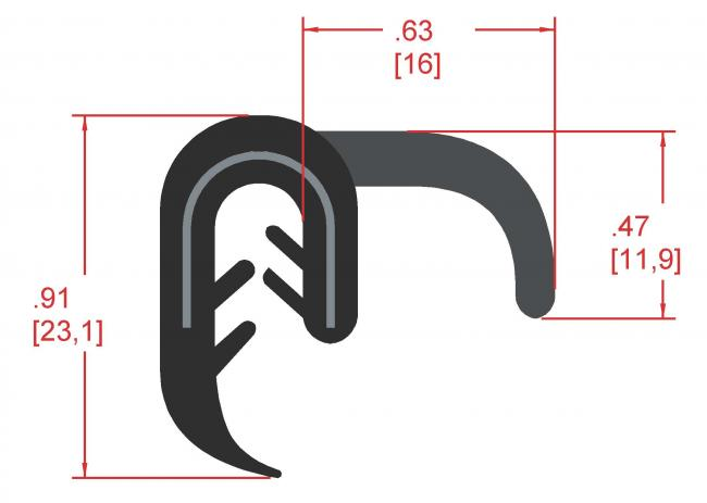 Wiper Seal Profile MC3000