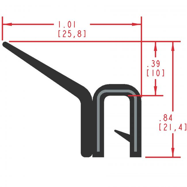 Wiper Seal Profile MC710